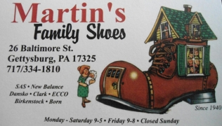 Martin's Family Shoes